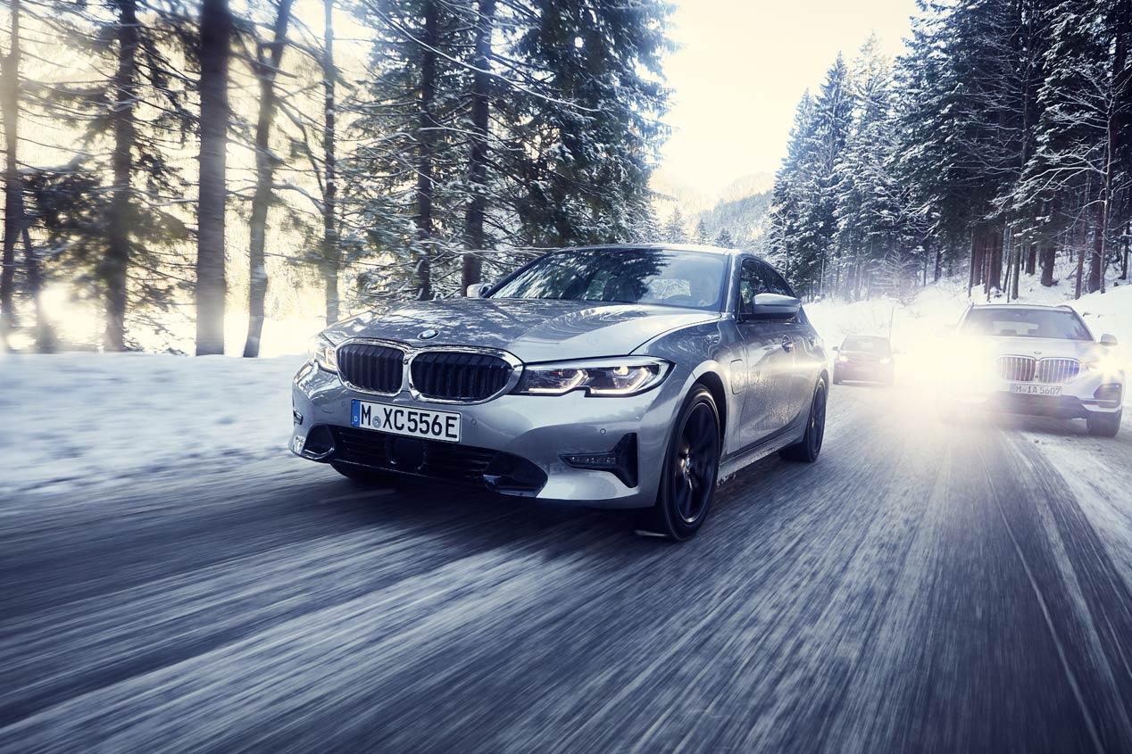Todos los BMW eléctricos e híbridos plug-in del momento