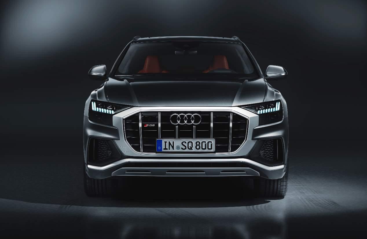 Audi SQ8: primeras fotos oficiales del nuevo SUV deportivo