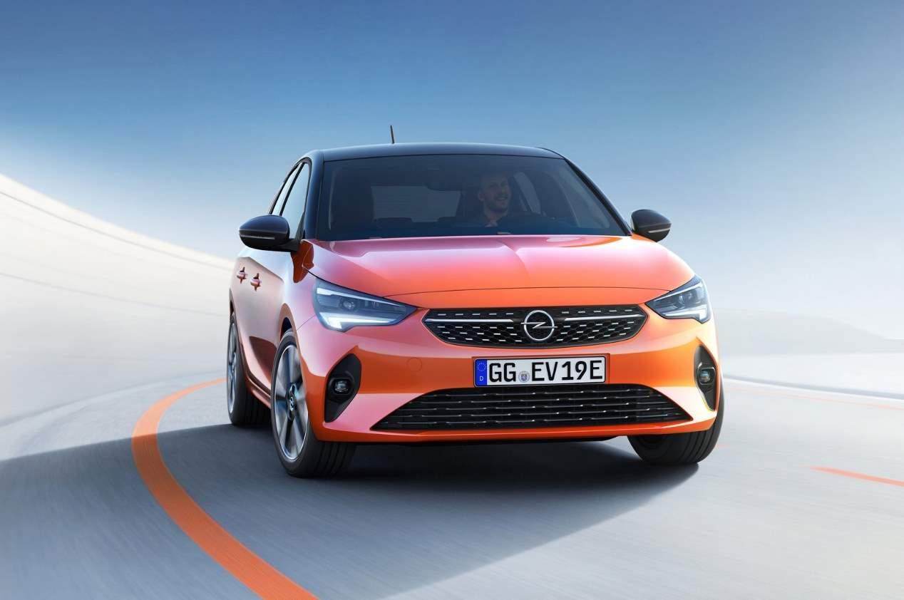 Opel Corsa e-GSi: el pequeño deportivo será eléctrico