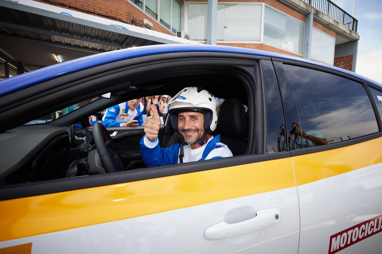 Las mejores imágenes de nuestra victoria en las 24 Horas Ford 2019