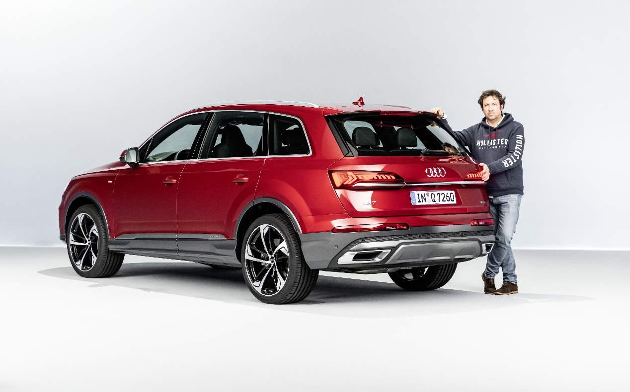 Audi Q7 2019: datos y fotos oficiales del renovado SUV de Audi