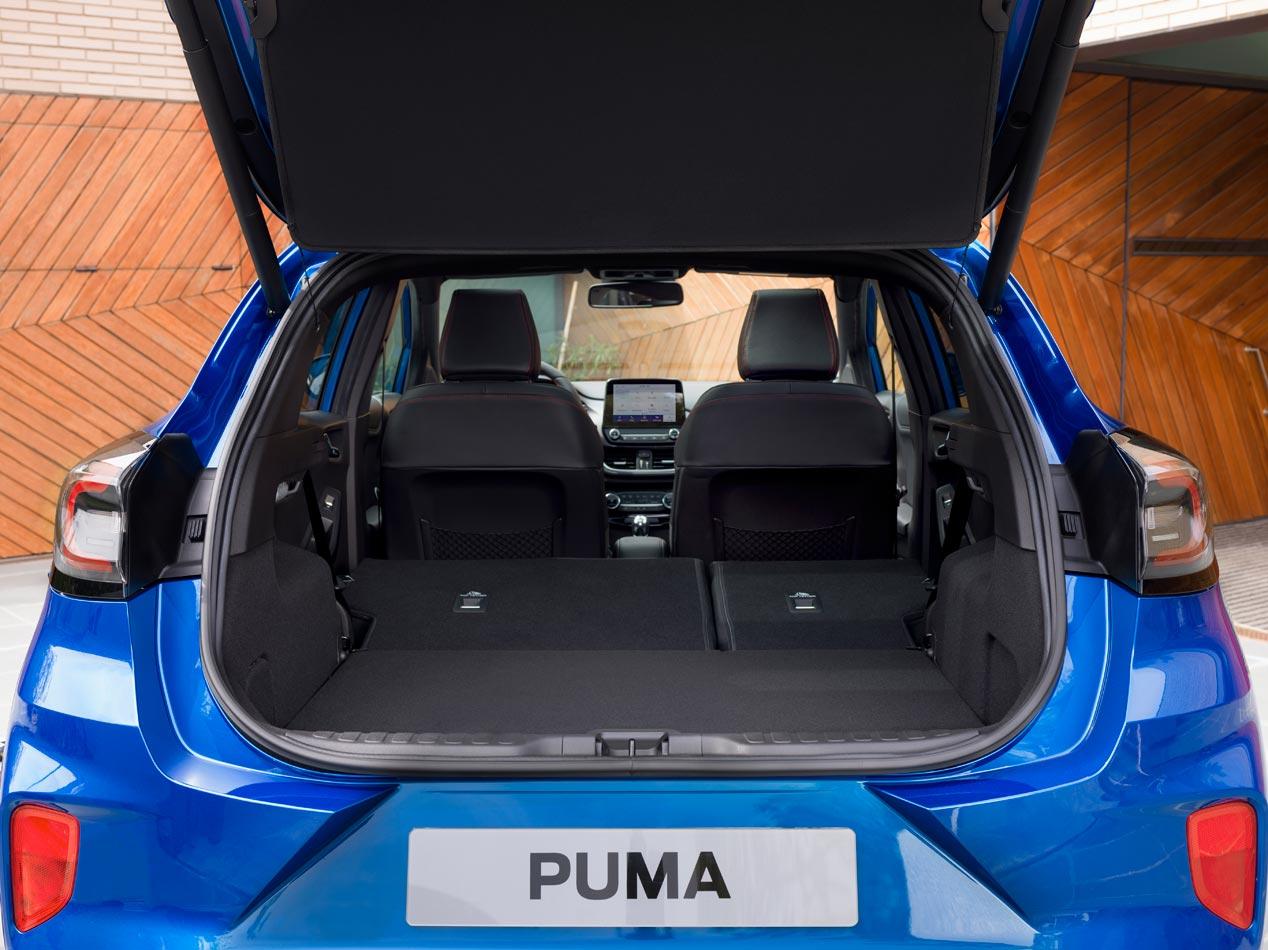 Nuevo Ford Puma, así luce el nuevo SUV urbano