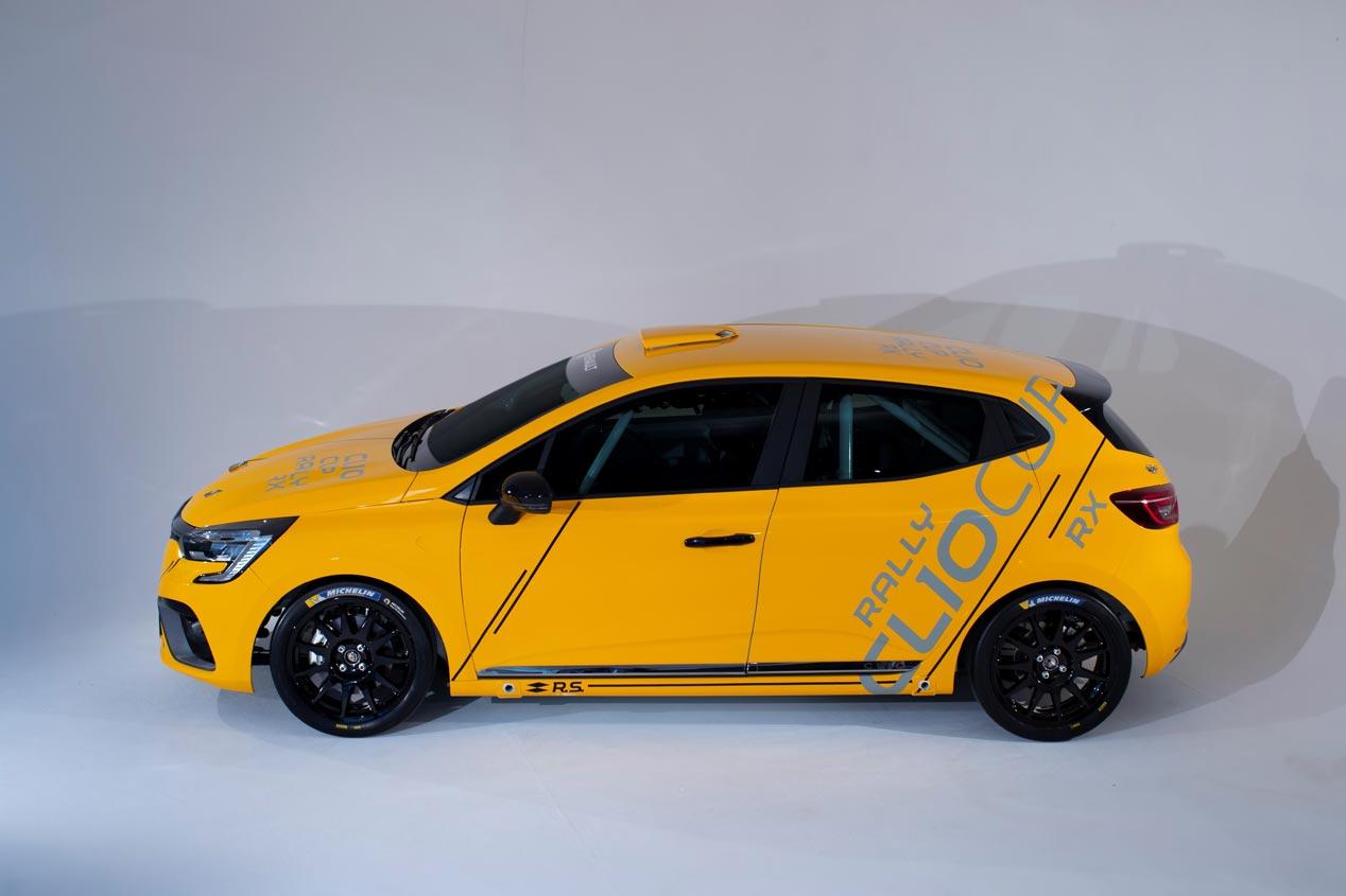 Los nuevos coches de competición de Renault Sport Racing