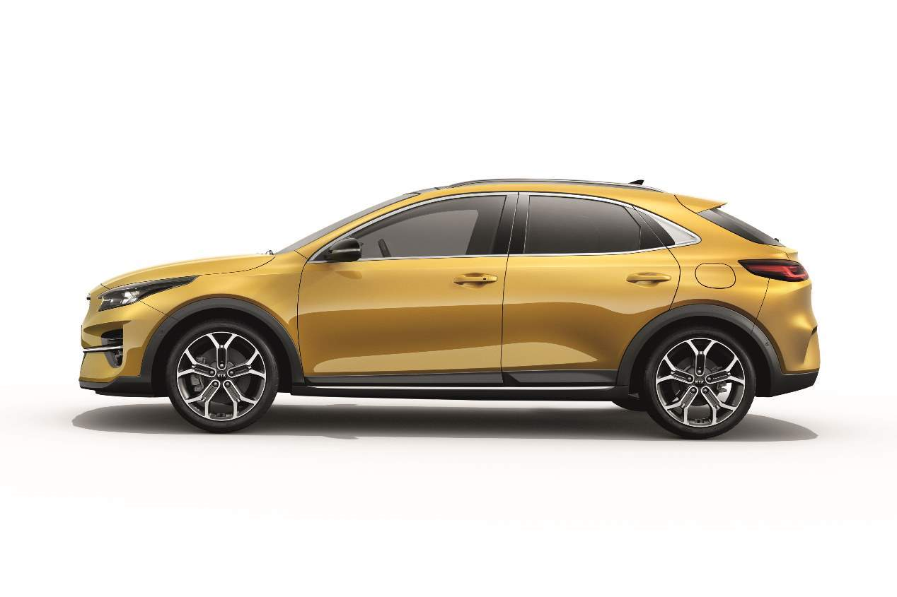 Kia XCeed 2019: primeras fotos oficiales del Ceed SUV