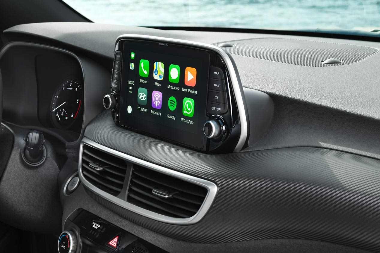 Hyundai Tucson Mild Hybrid 48V: así son las versiones más eficientes del SUV