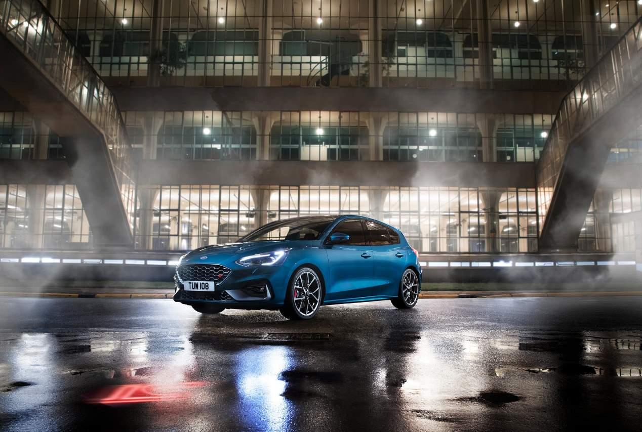 Ford Focus ST 2019: las mejores fotos del nuevo compacto deportivo