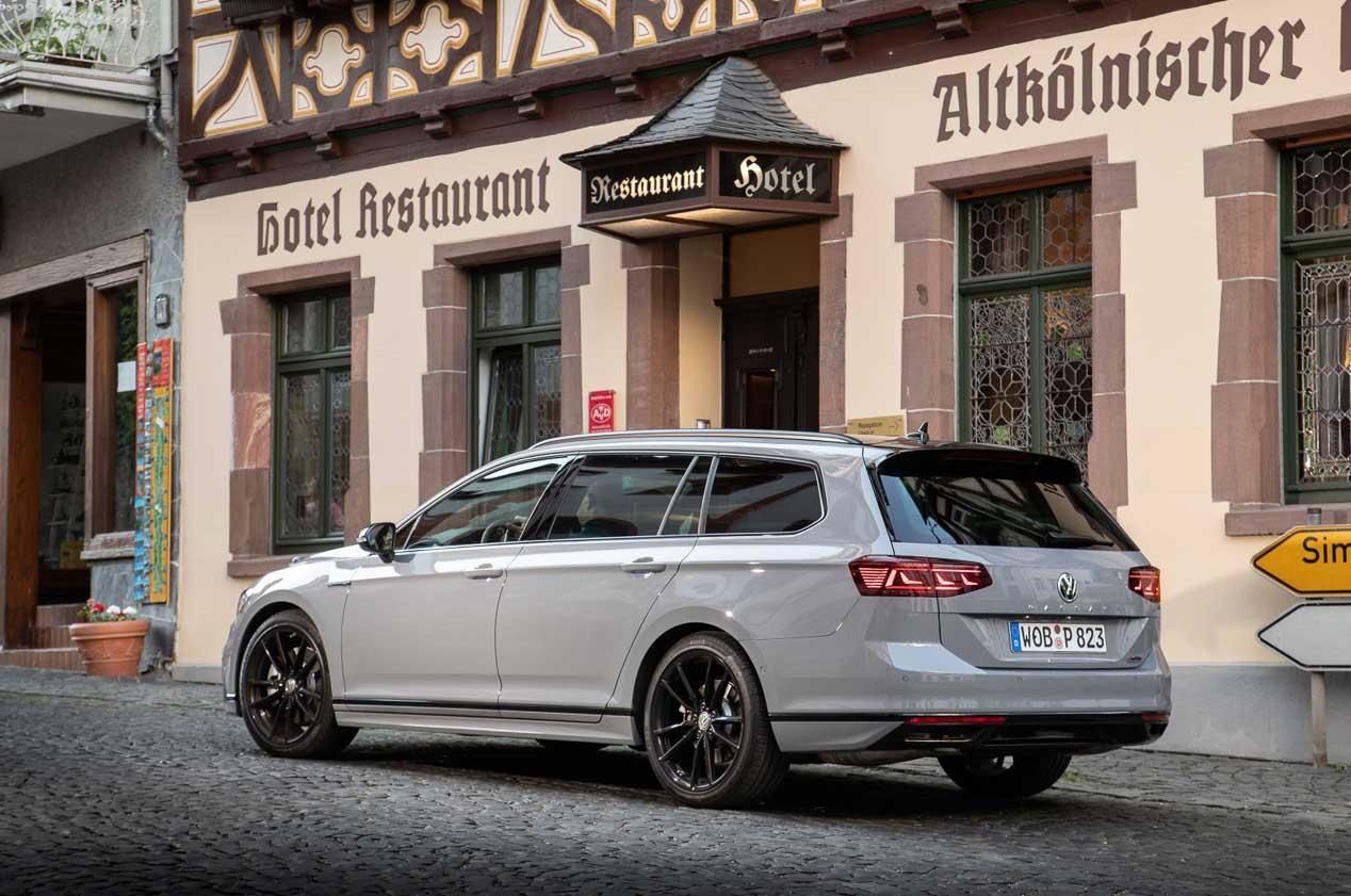 Volkswagen Passat 2019: así luce la nueva berlina alemana