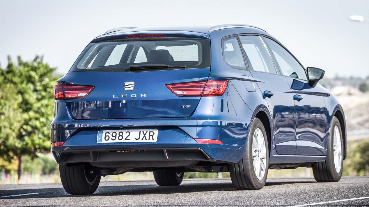 Los coches de gas más vendidos en España