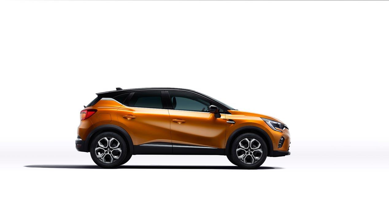 Llega la segunda generación del Renault Captur
