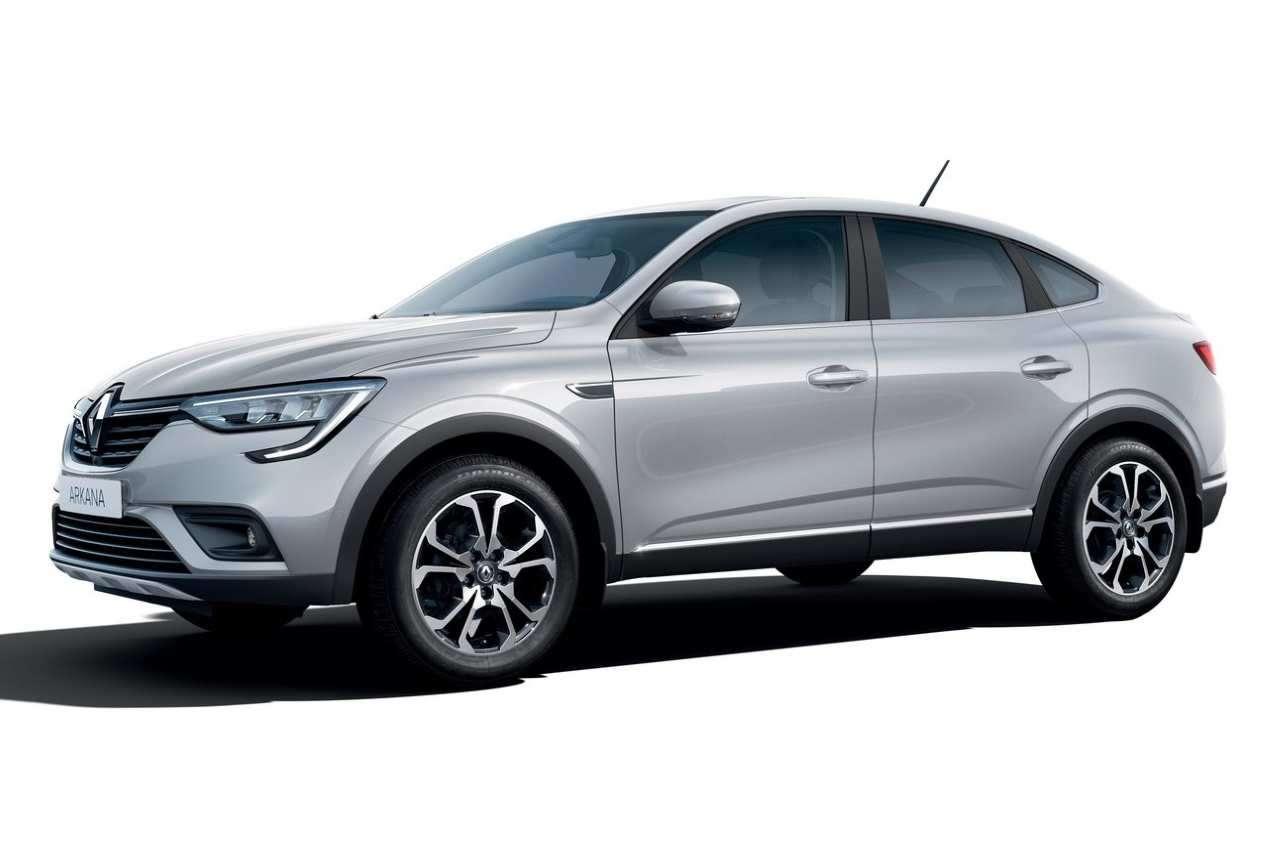 Dacia Arkana: el nuevo SUV coupé rumano podría basarse en el modelo de Renault