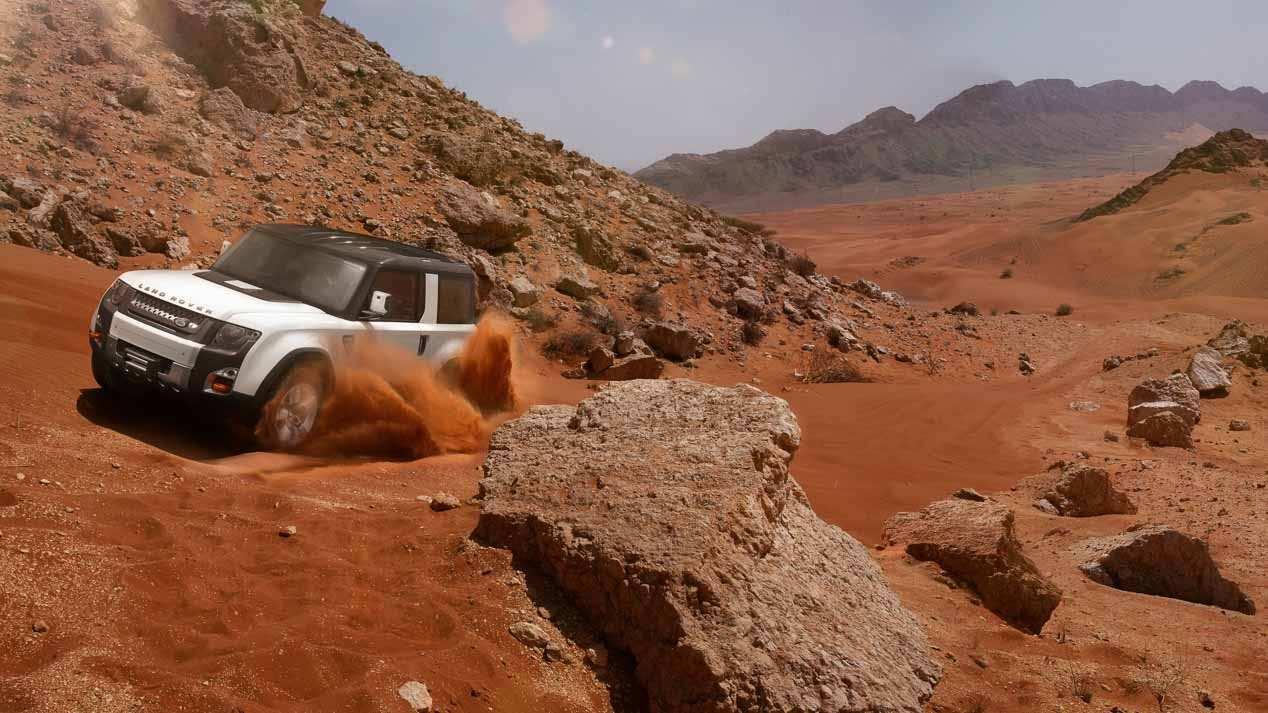 Land Rover Defender 2020: el nuevo modelo tendrá 3 carrocerías