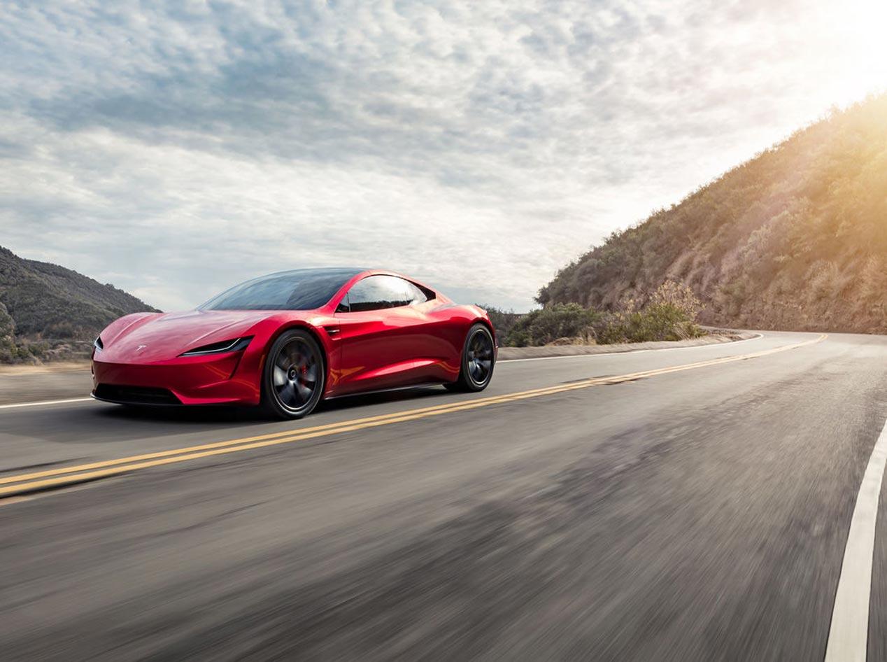 Tesla Roadster 2020: una auténtica revolución