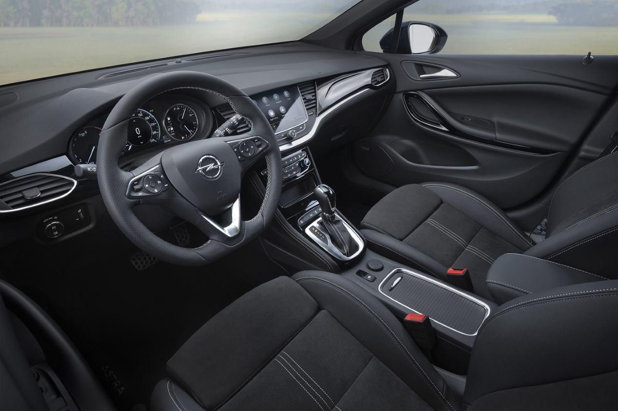 Opel Astra 2019: todas las fotos oficiales del nuevo compacto