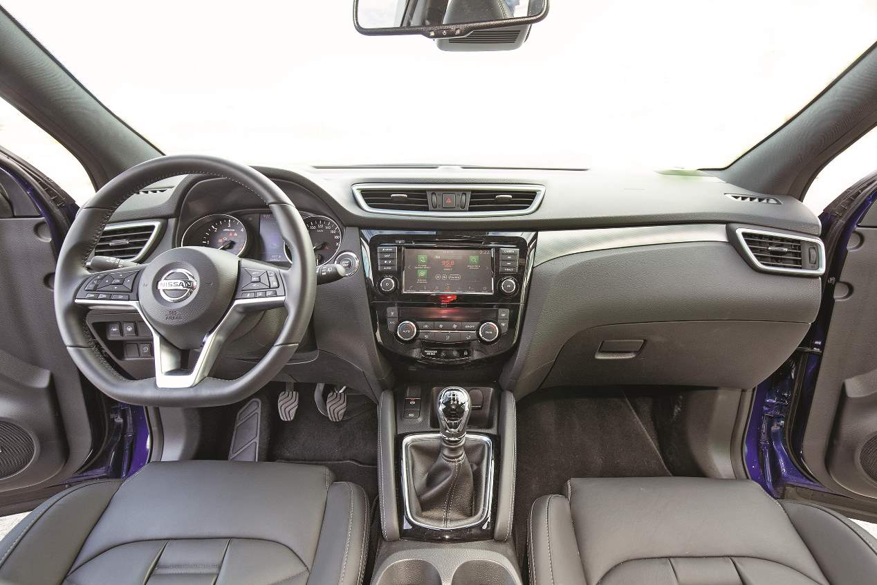 Comparativa SUV: Nissan Qashqai y Seat Ateca diésel