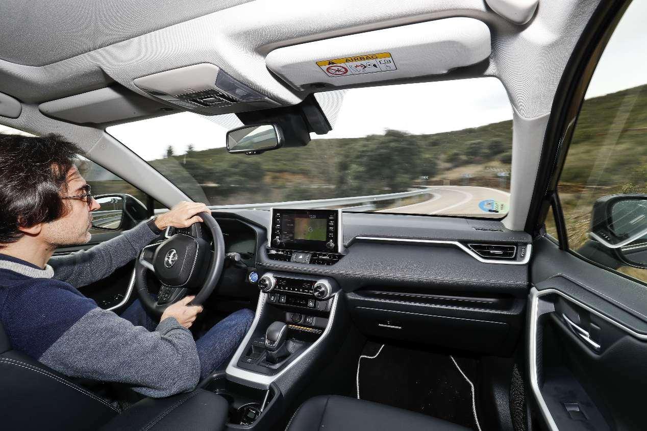 Los coches híbridos más vendidos del mercado en España