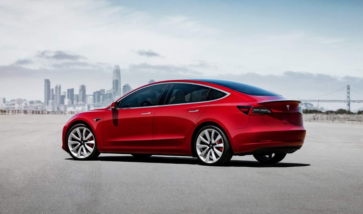 Tesla logra un récord histórico de ventas de 95.200 coches