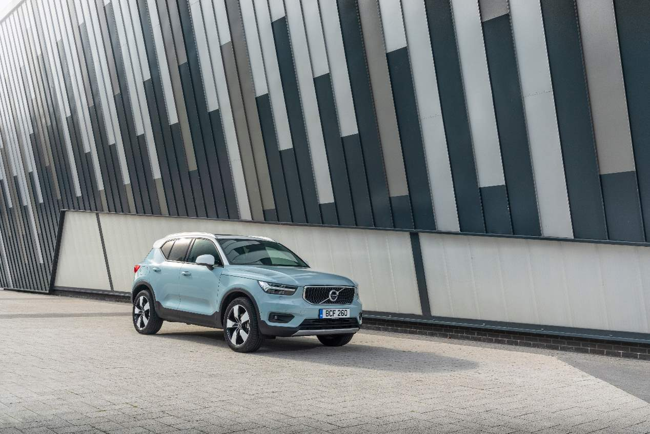 Volvo XC40 2020: el SUV sueco estrena actualización