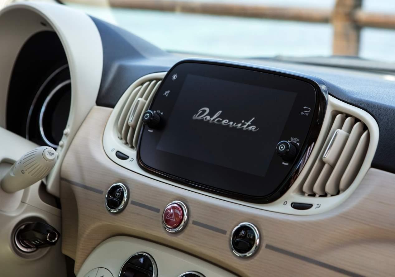 Fiat 500 Dolcevita: las mejores fotos de todo un seductor