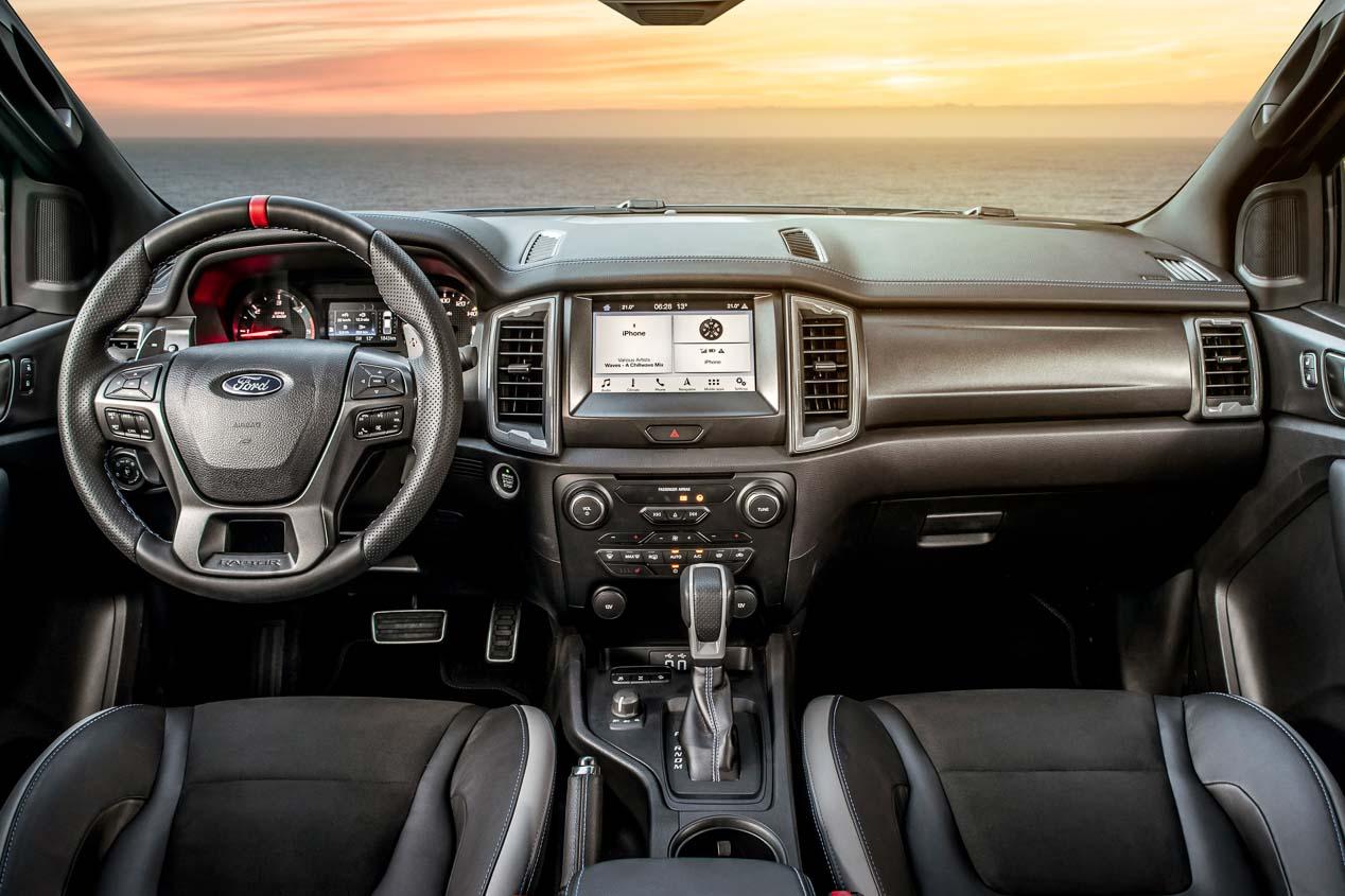 Ford Ranger Raptor, probamos el Pick-Up más salvaje