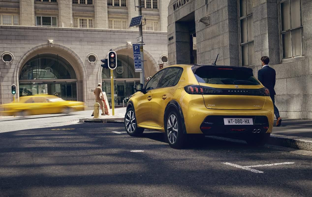 Nuevo Peugeot 208, desde 13.200 euros en España