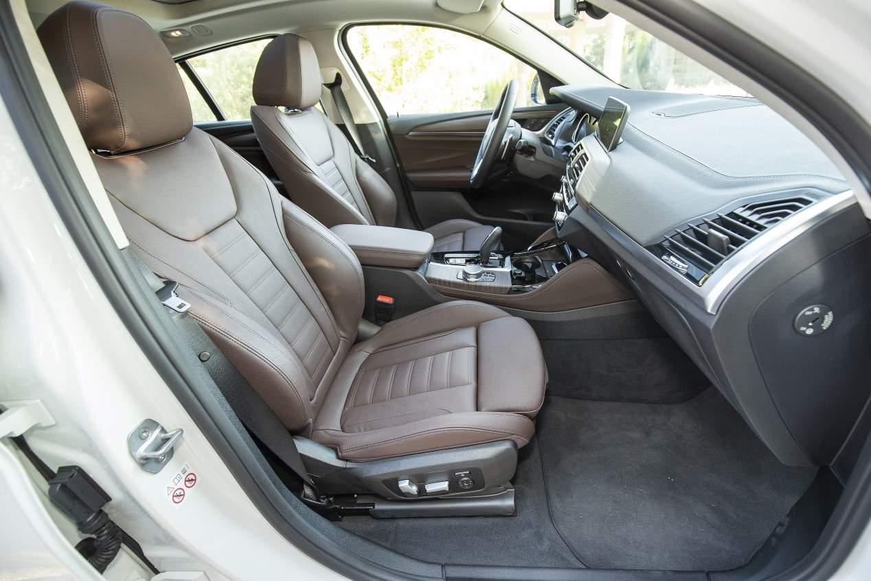 BMW X4 Xdrive 20d: el SUV diésel, a prueba
