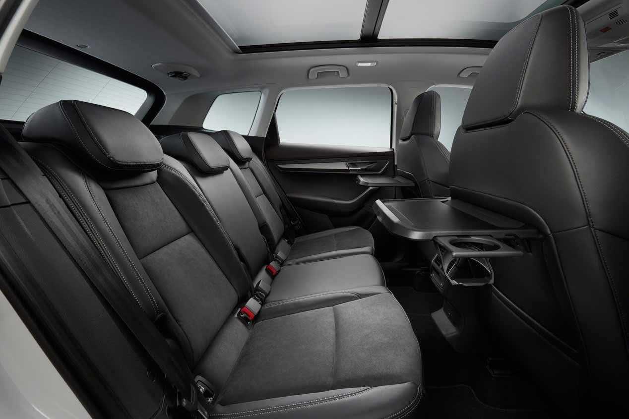 Skoda Karoq 2019: el SUV se actualiza