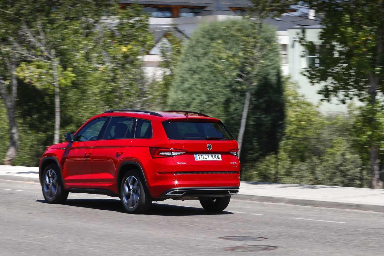 Skoda Kodiaq 2.0 TDI 150 DSG 4X4: a prueba el SUV en acabado Sportline