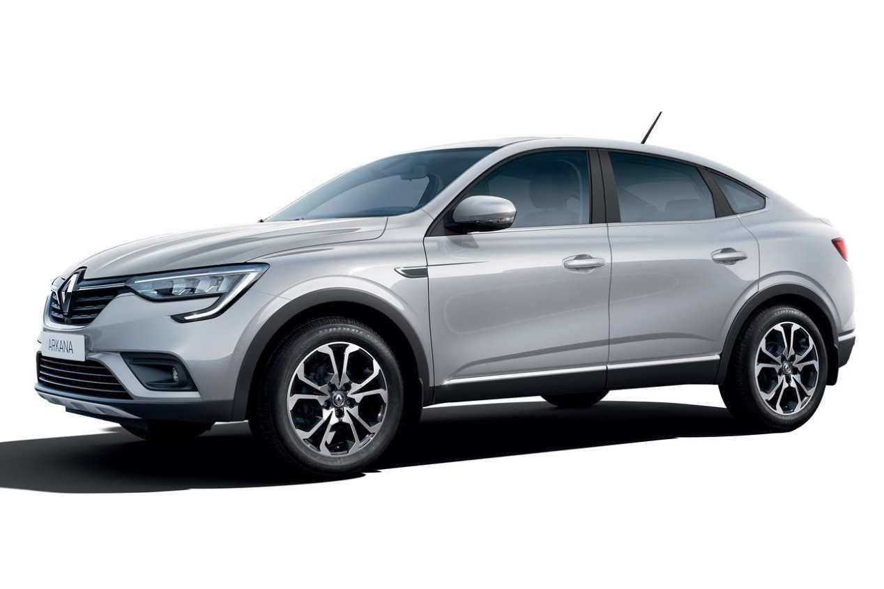 Renault Arkana: el nuevo SUV coupé, ya a la venta en Rusia