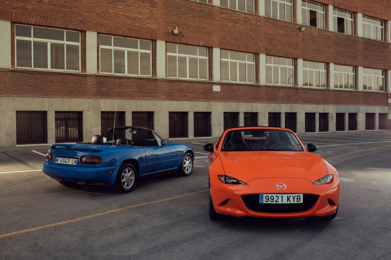 Mazda MX-5 30 Aniversario, 50 unidades para España