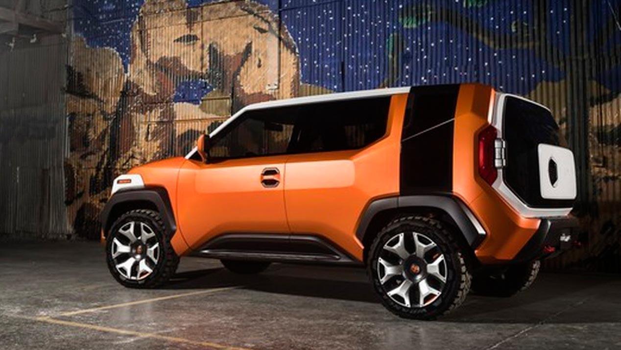 Toyota lanzará un nuevo SUV que compartiría componentes con otro de Mazda
