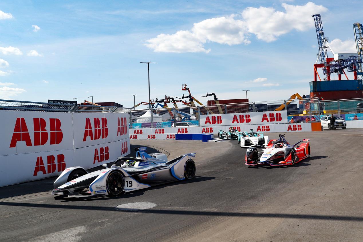 Vergne y DS, campeones de la Fórmula E eléctrica