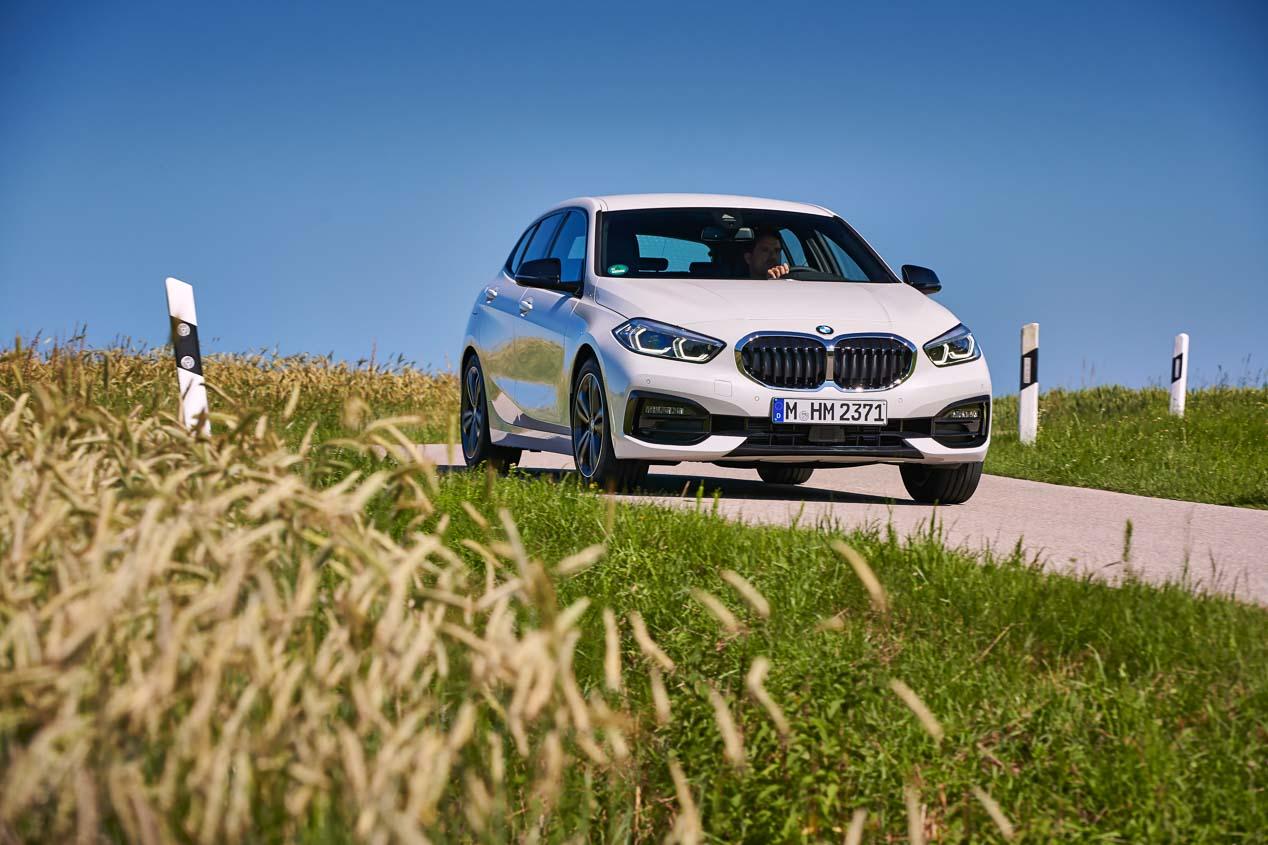 BMW Serie 1 2019: Conducimos la tercera generación del compacto de BMW