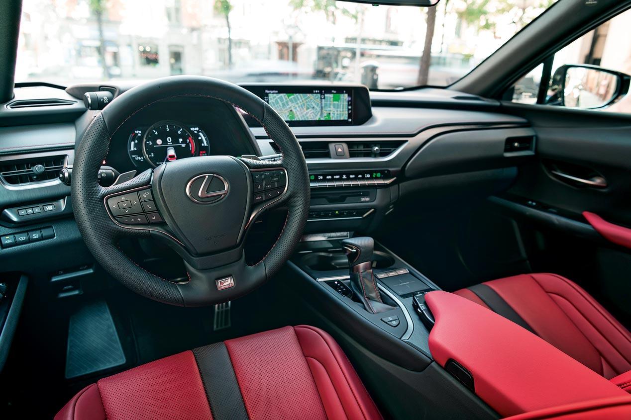 Un crossover de vanguardia: el Lexus UX 250h