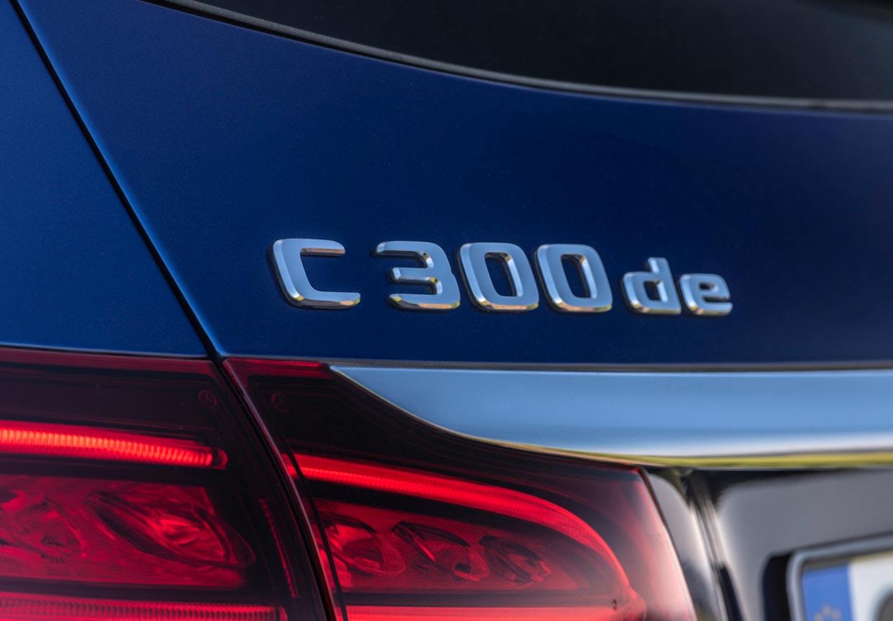 Mercedes C 300 de y C 300 EQ Boost, ya a la venta