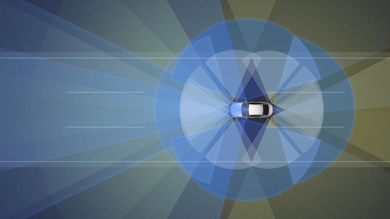 Nissan presenta sus nuevas tecnologías en el Skyline