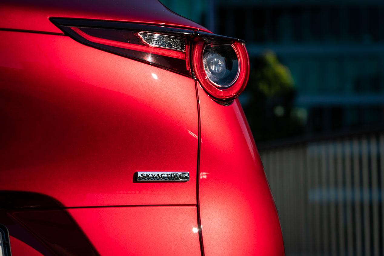 Mazda CX-30, el nuevo SUV basado en el Mazda3
