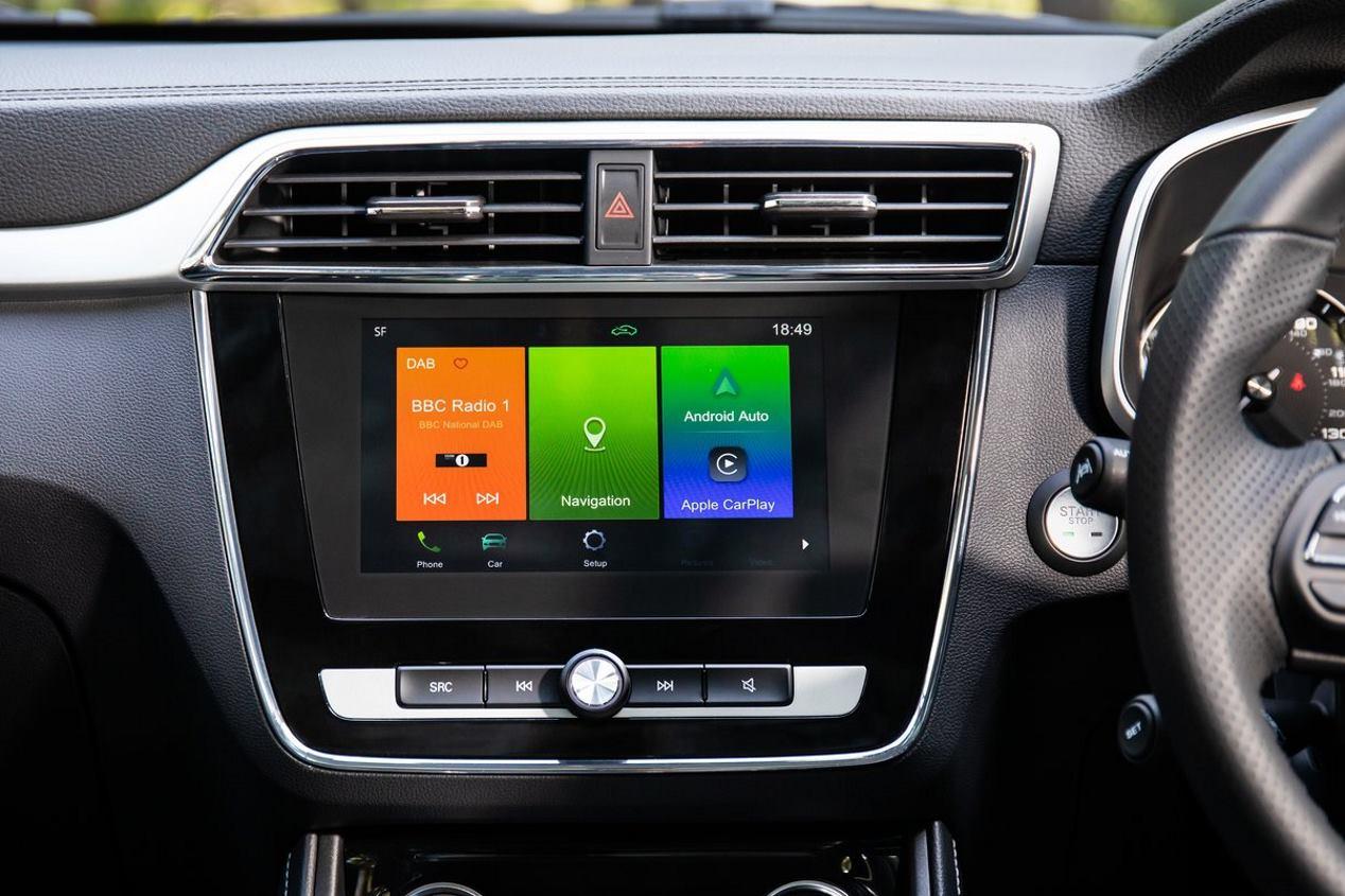 MG ZS EV: así es el nuevo SUV eléctrico