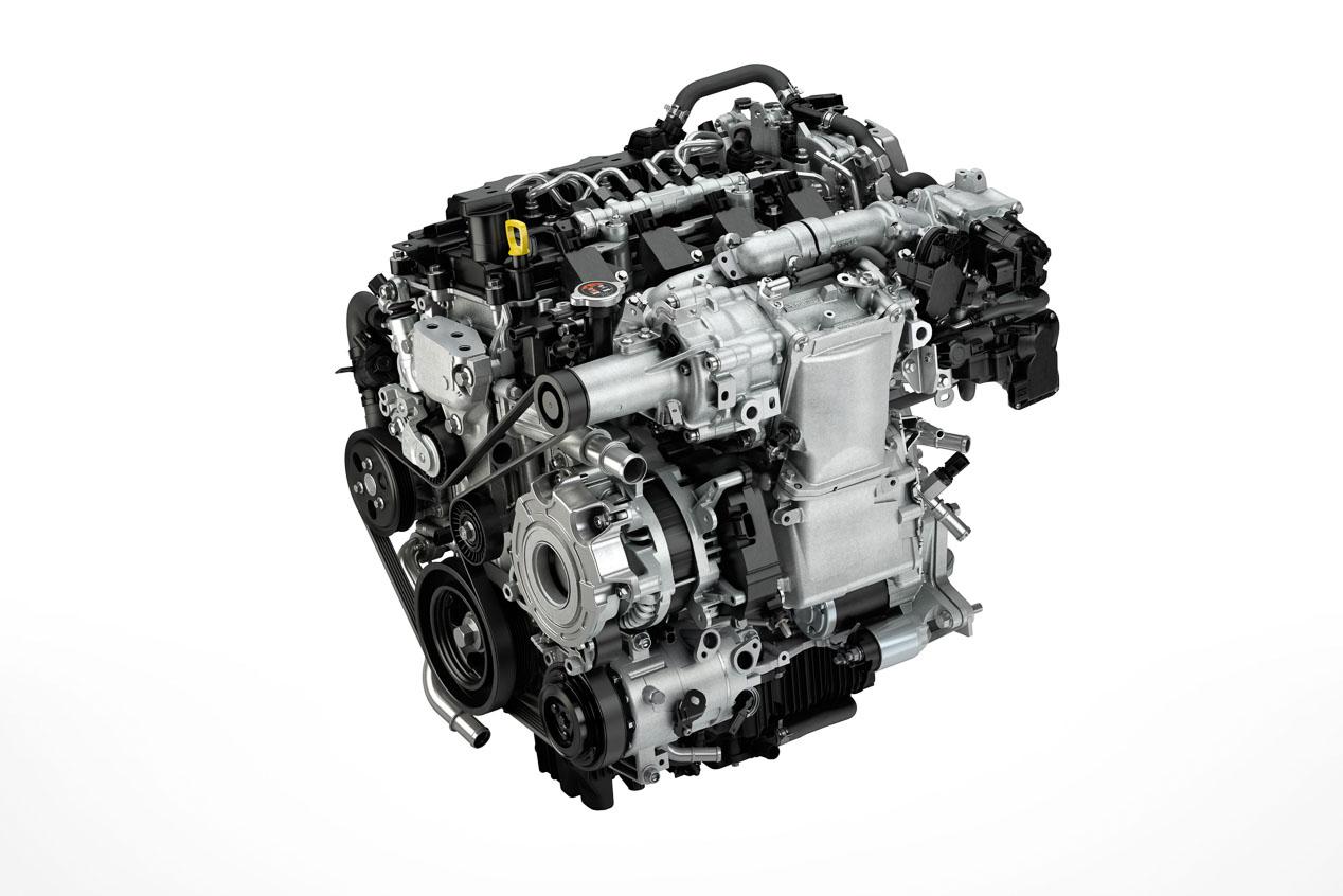Mazda3 Skyactiv-X, probamos el revolucionario motor