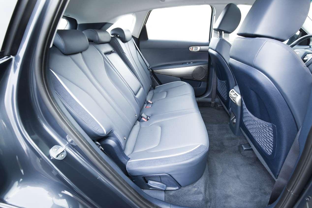 Hyundai Nexo: así es el SUV de hidrógeno que ya hemos probado