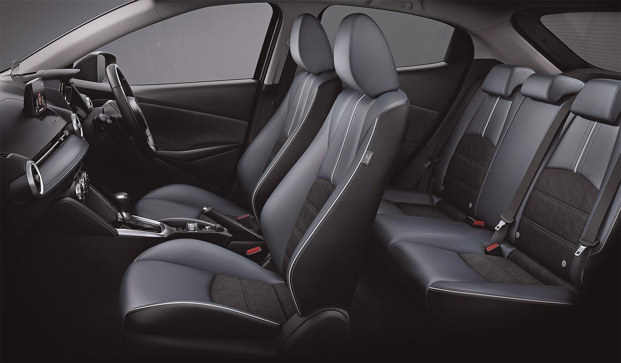 Mazda 2: su renovación se presenta en Japón