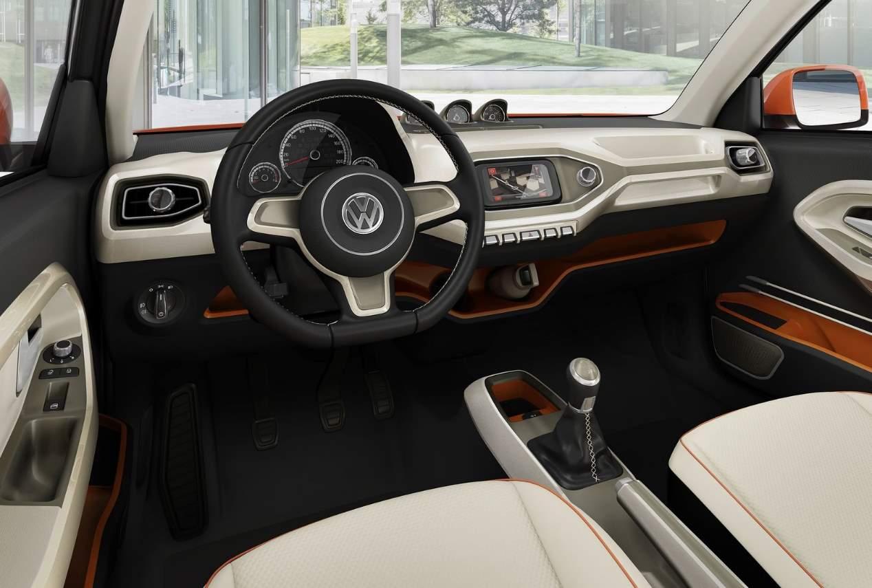 VW tendrá un nuevo SUV en 2021 con genes del Polo y del T-Cross