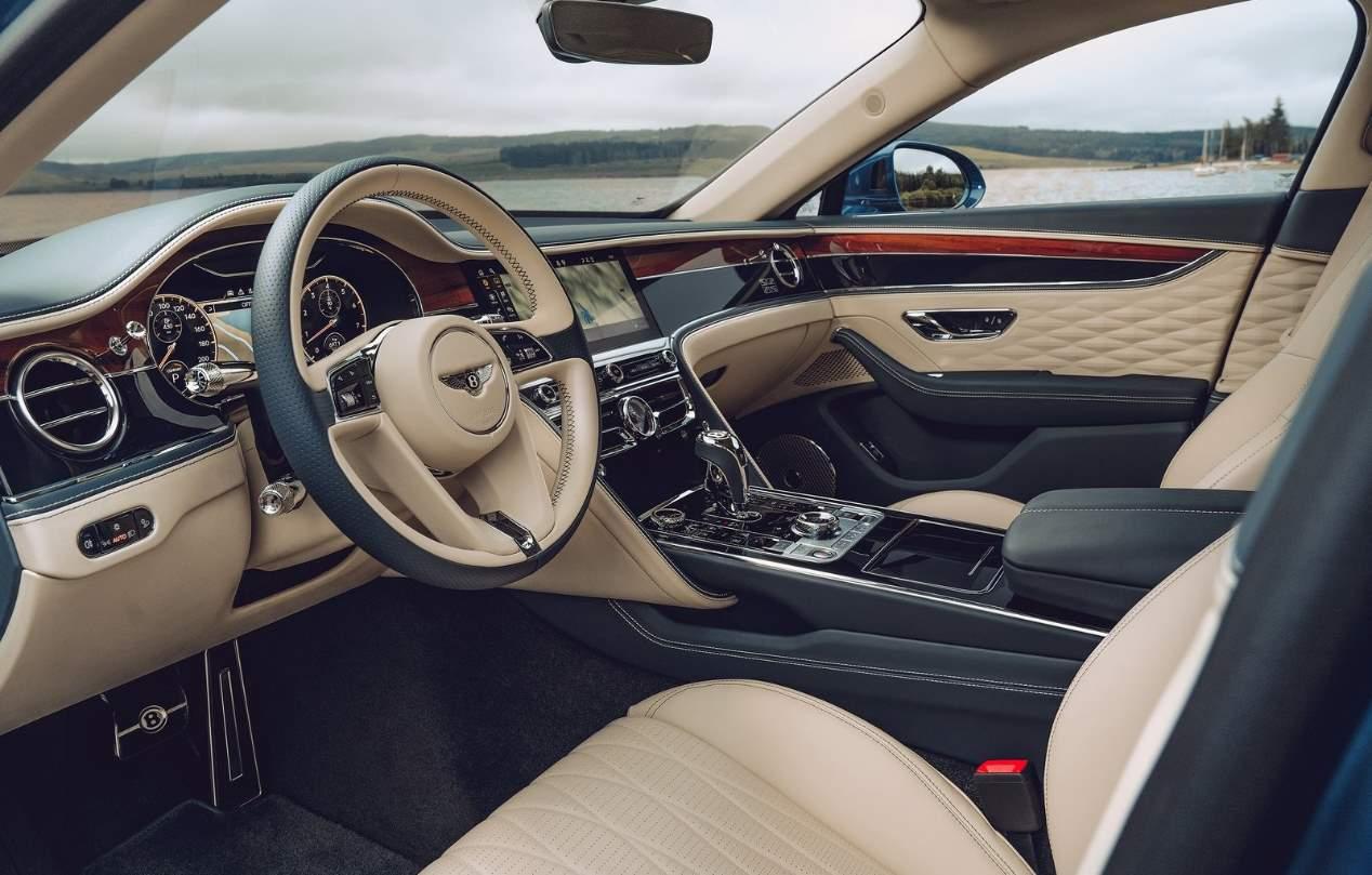 Bentley Flying Spur First Edition: obra de arte sobre ruedas