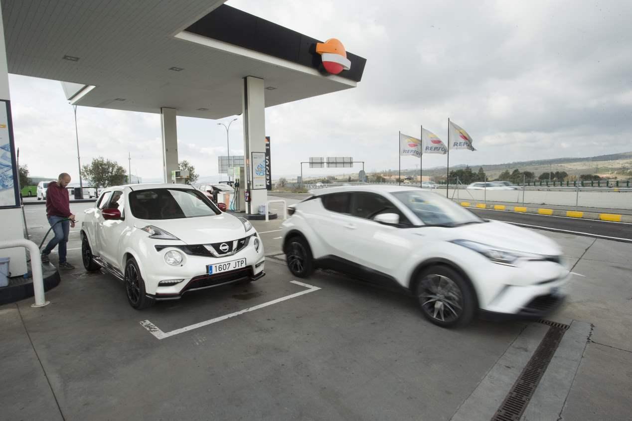 El precio de la gasolina en España y en el mundo
