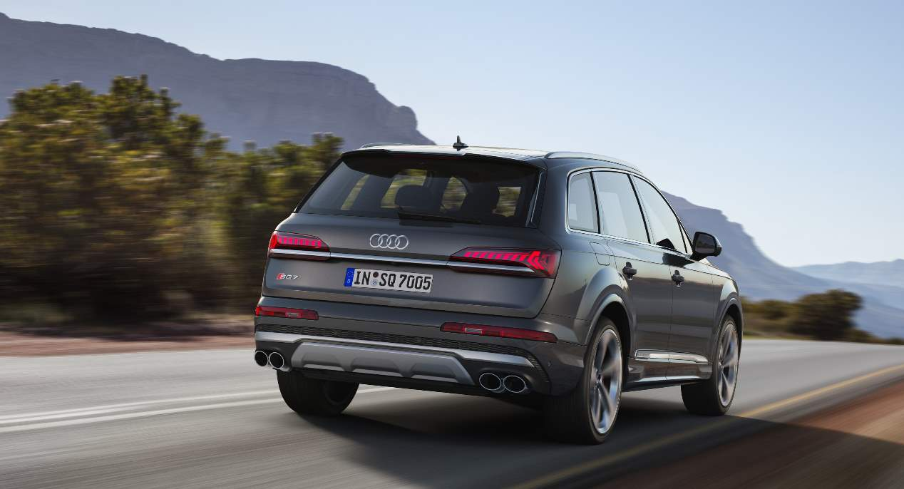 Audi SQ7 TDI 2019: las mejores fotos del SUV deportivo diésel
