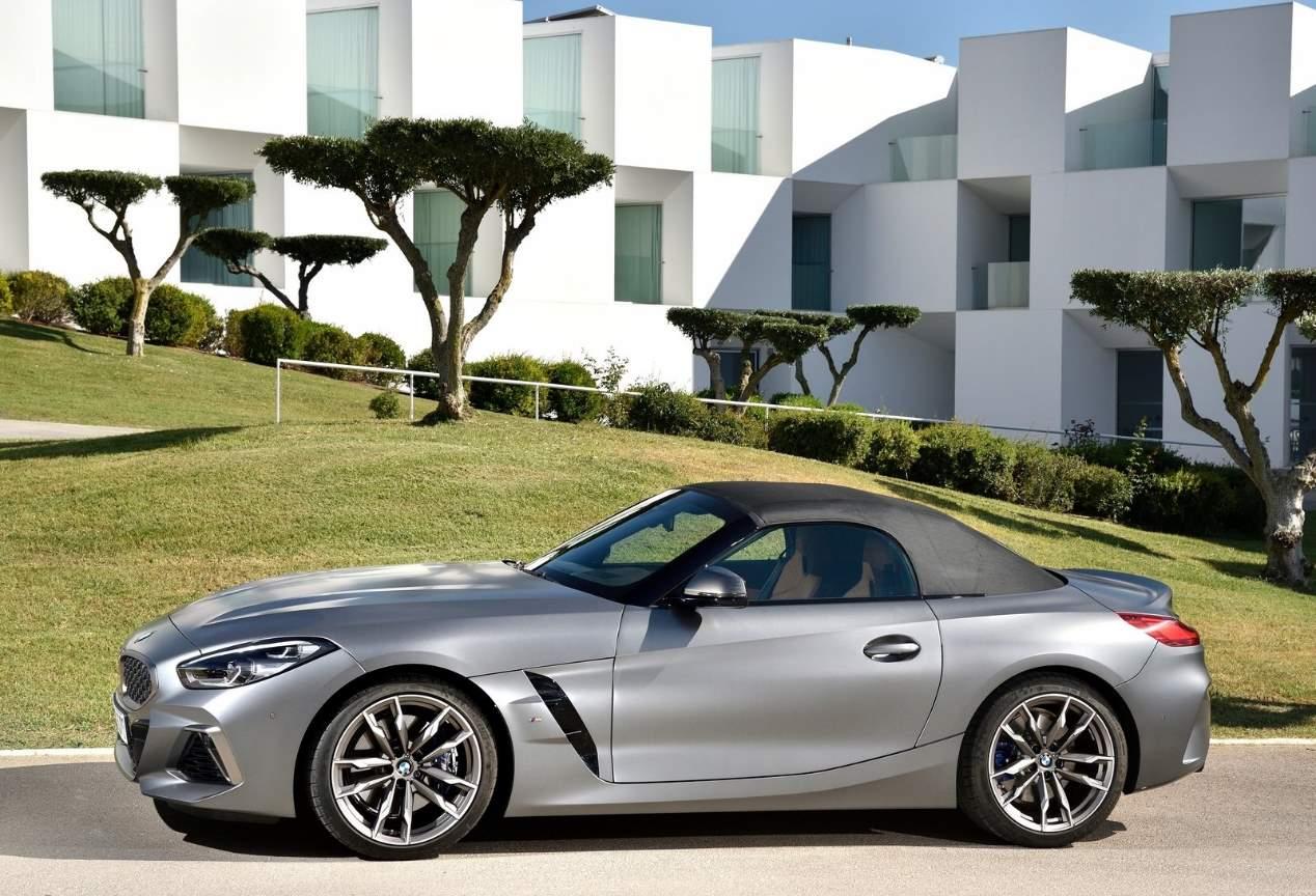 BMW Z4 2019: a la venta este verano con cambio manual