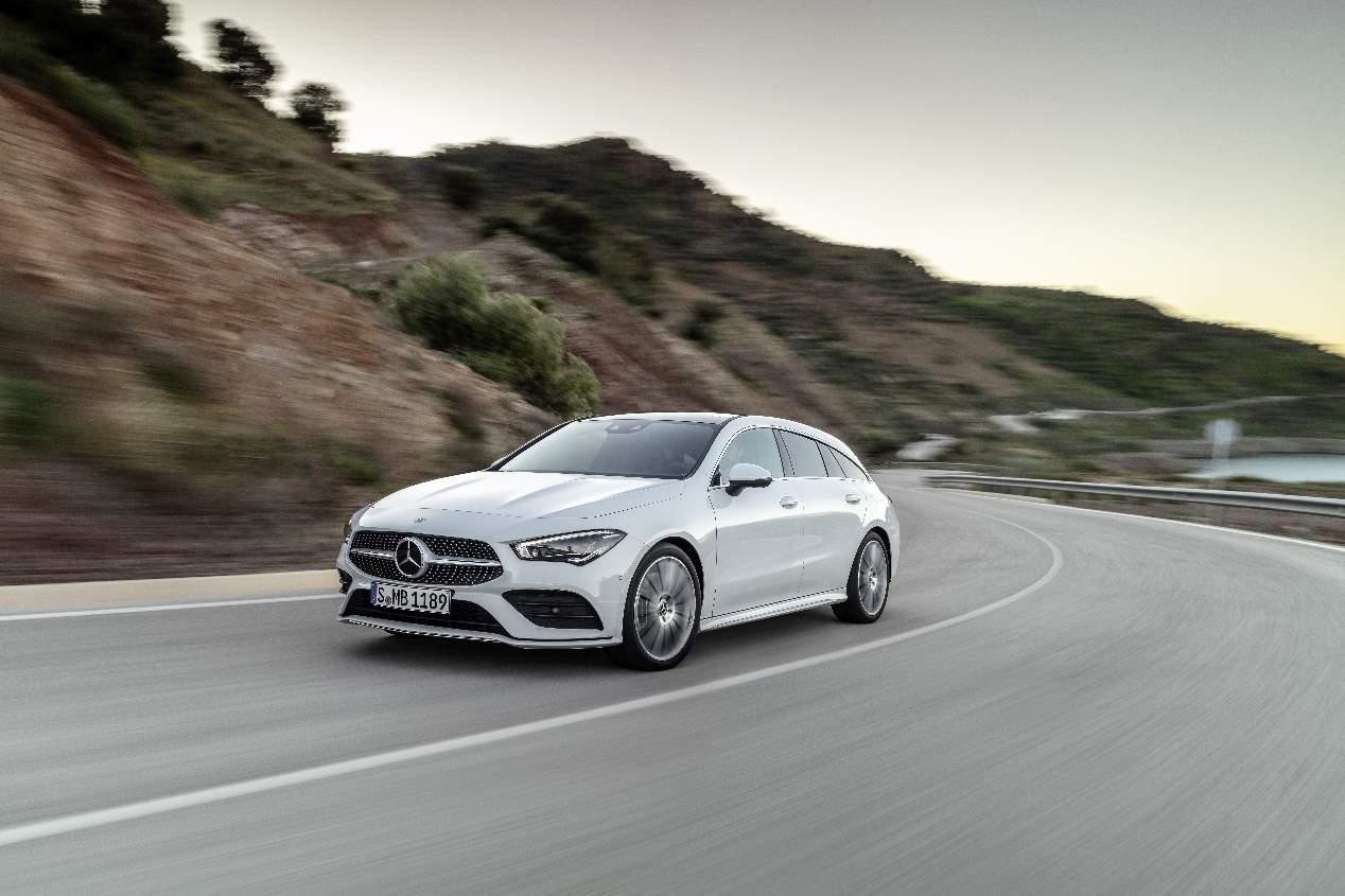 Mercedes CLA Shooting Brake 2019, ya a la venta en España