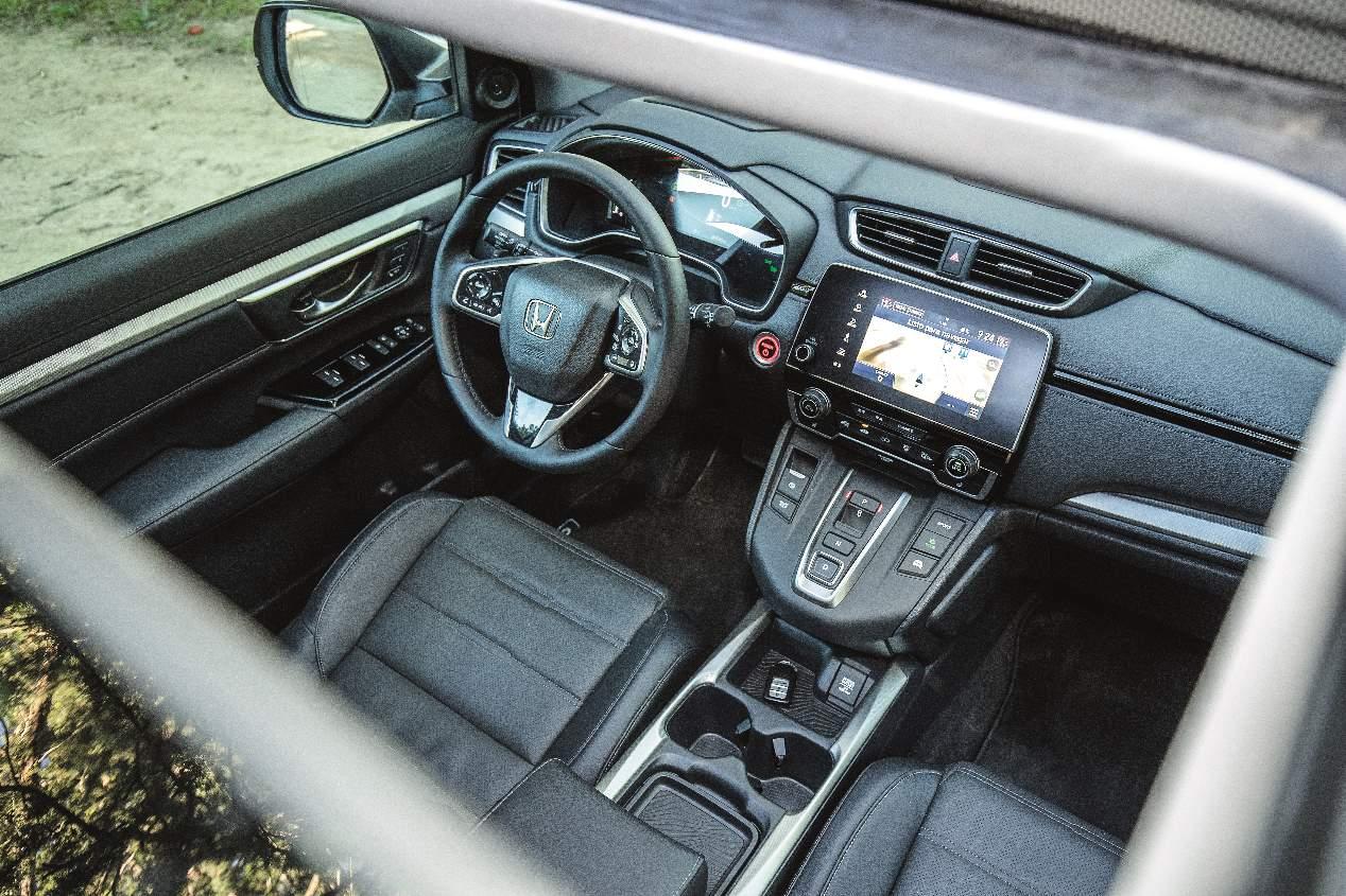 Prueba Honda CR-V I-MMD 4x4: el SUV híbrido de tracción total