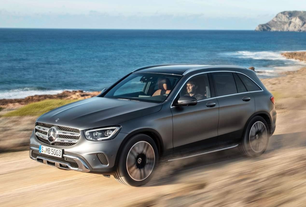 El Mercedes GLC 2019, ya a la venta en España