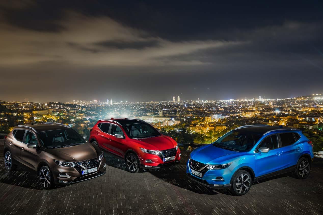 Nissan Qashqai: el SUV, de nuevo claro líder en ventas en 2019