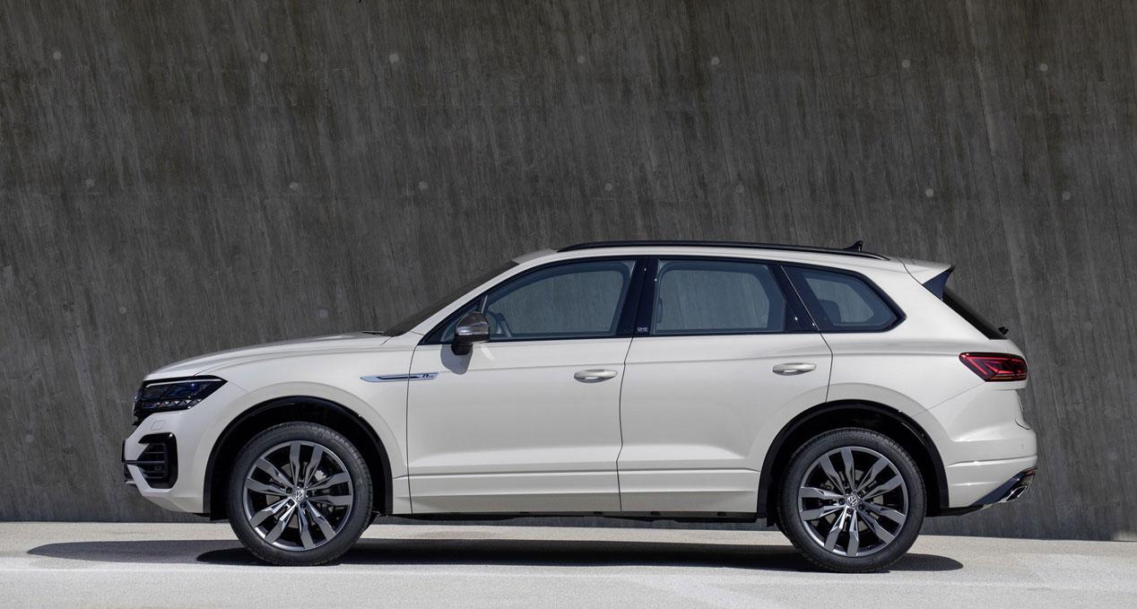 Volkswagen Touareg One Million, sus mejores fotos
